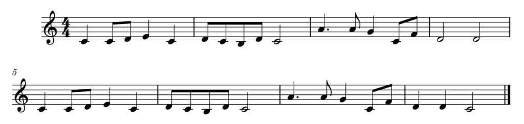 Liedbegleitung Song Accompaniment 1