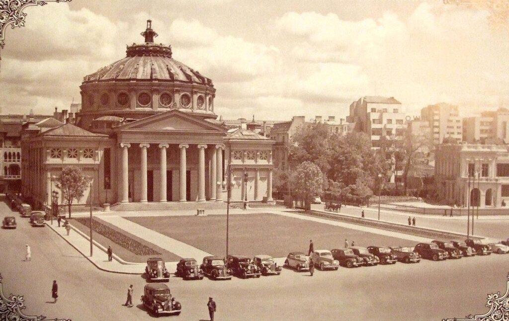 Athenaeum Athenäum 1940