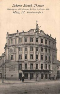Great Moments of Operetta: the Vienna Johann Strauss Theater