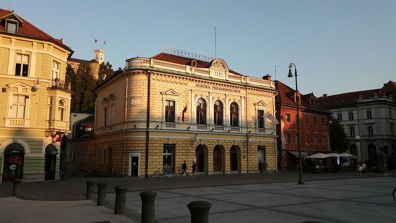 The Slovenska Filharmonija – High Culture Meets Tradition