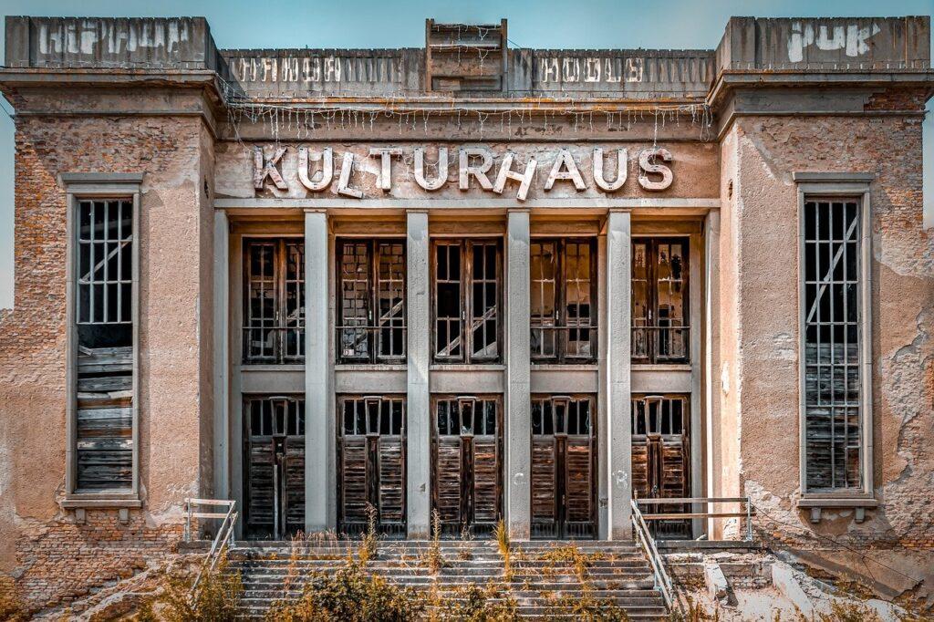 Deutschlands Kulturbaustellen