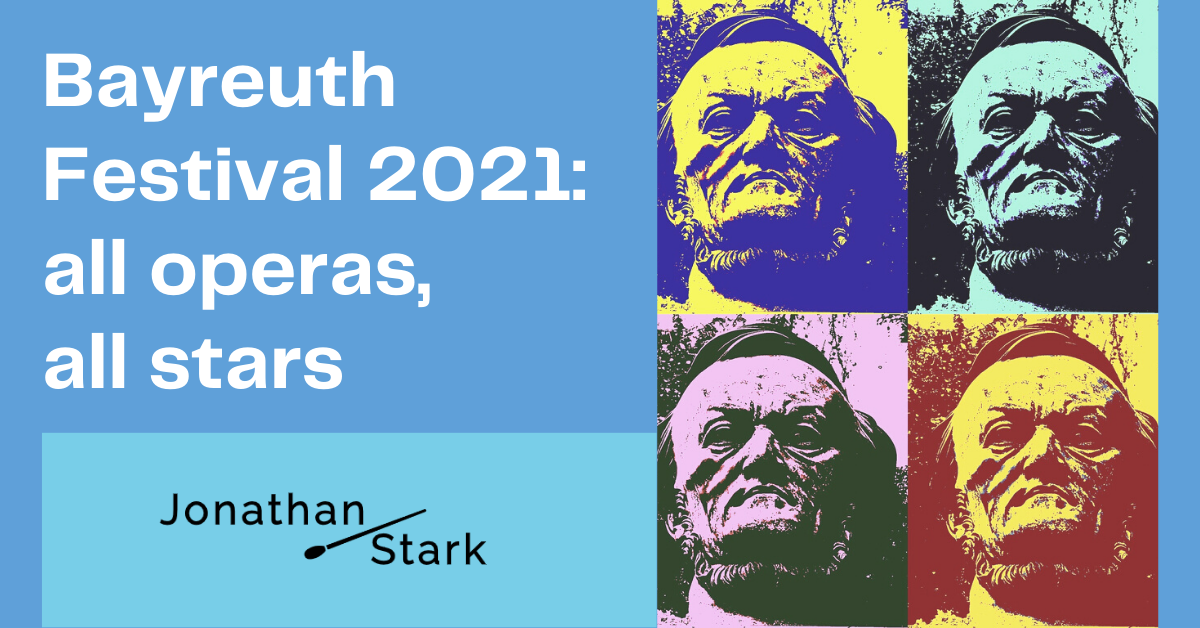 Read more about the article Bayreuth Festival 2021: all operas, all stars