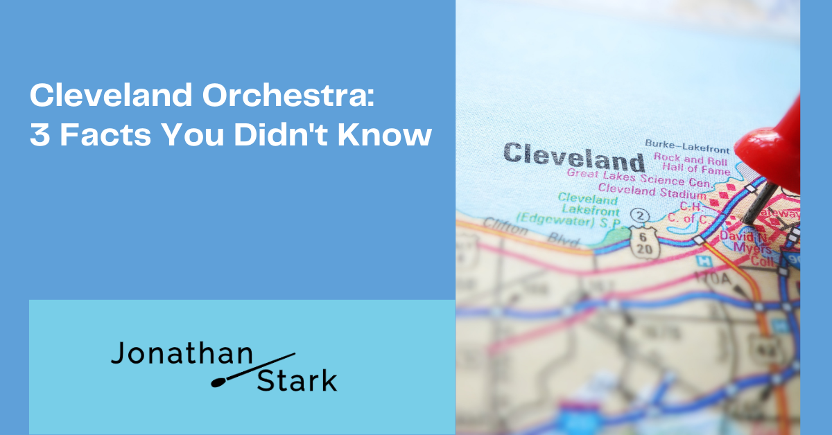 You are currently viewing Cleveland Orchestra: 3 Facts You Didn't Know