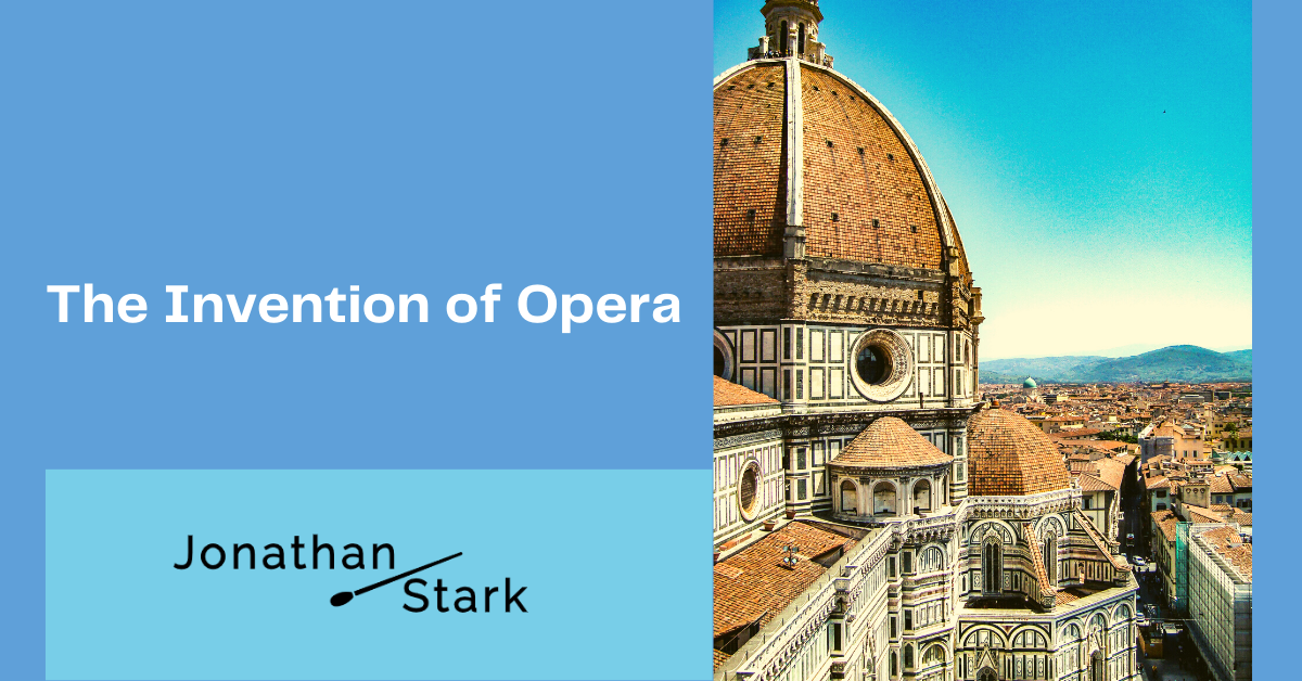You are currently viewing The Invention of Opera