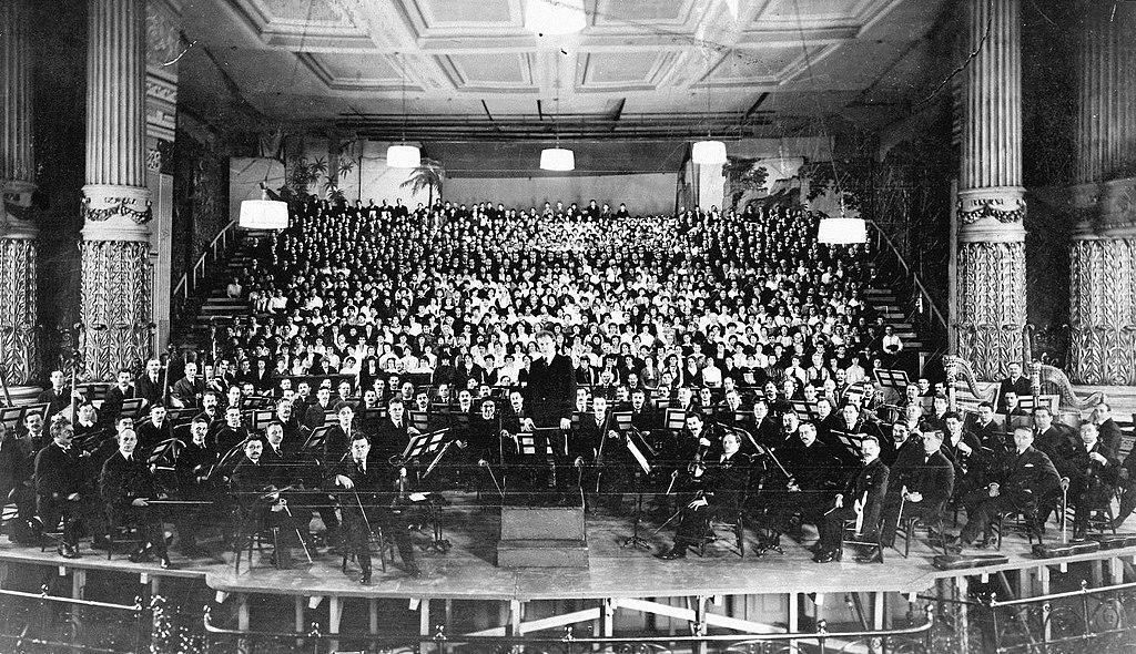 Philadelphia Orchestra Stokowski 1916