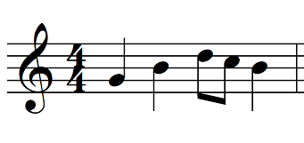 articulation music non legato example